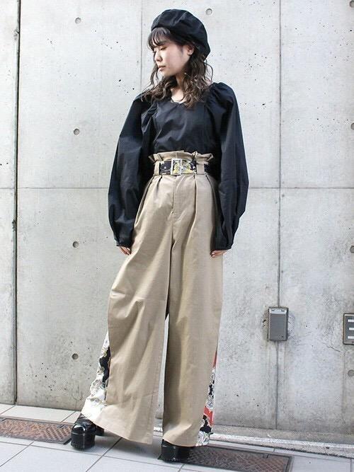 【画像】令和の女ファッションダサすぎるw