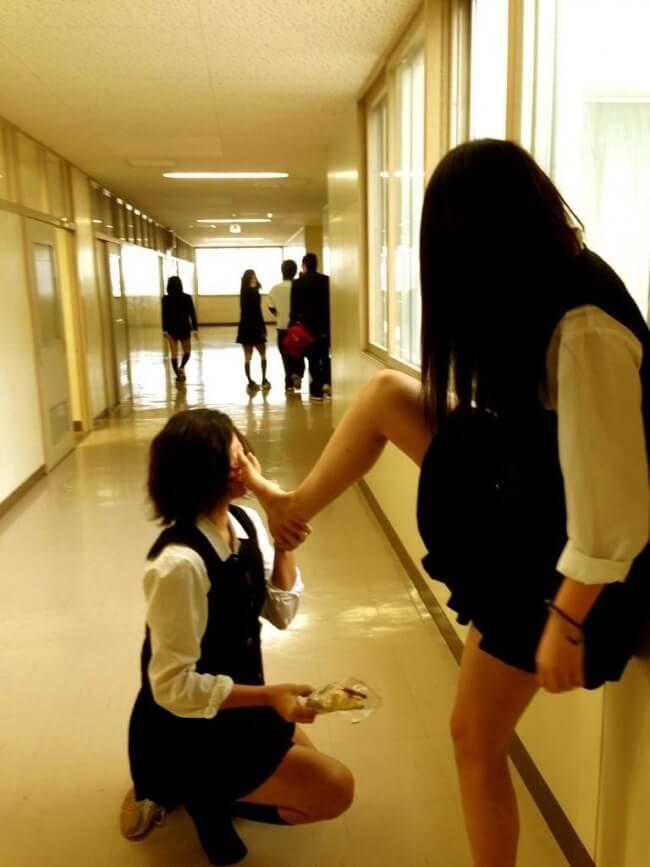 【画像】女子校のイジメがめっちゃキツそうw