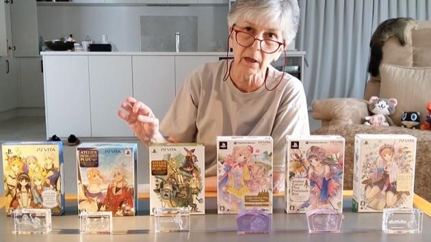 【画像】海外のおばあちゃん、お前らより日本製ゲームを楽しんでるぞw