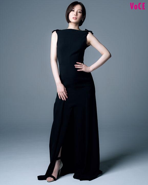 【画像】北川景子さん、妊娠八ヶ月なのに美しすぎる