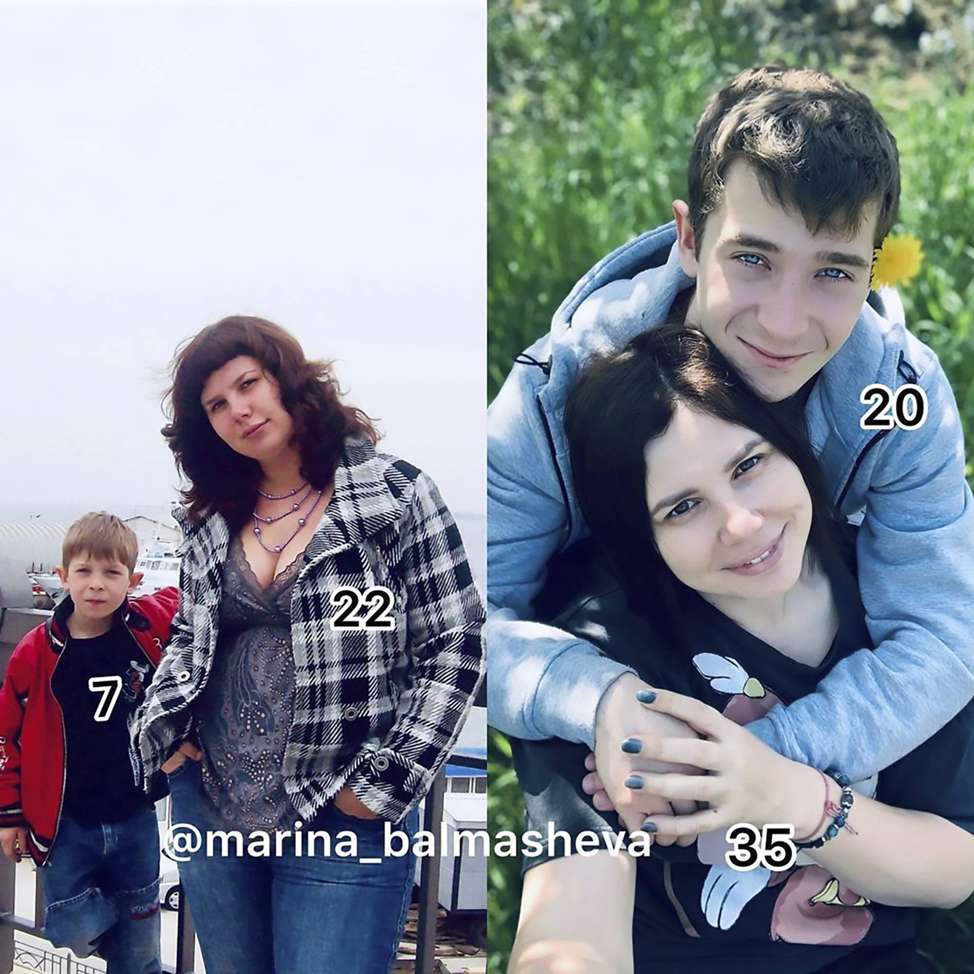 【画像】ロシア人母(35)、息子と結婚してしまう