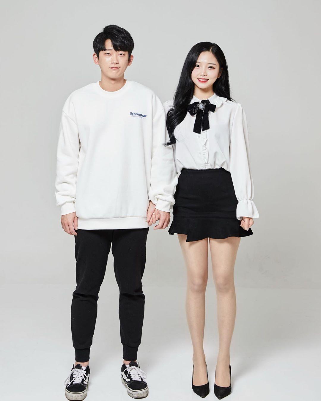 【画像】これが韓国の若者に大人気のカップルYouTuberらしいw