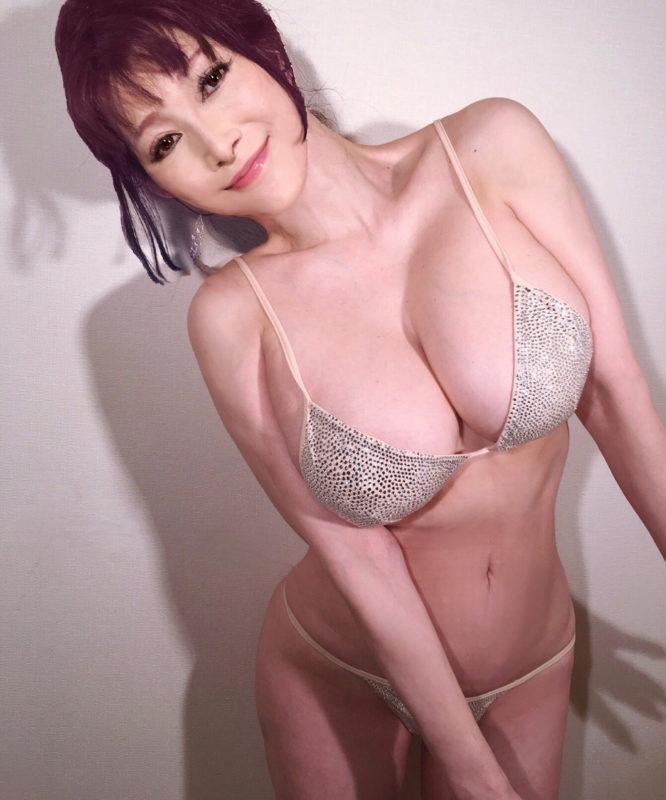 【画像】最新の叶美香さんがエロすぎる