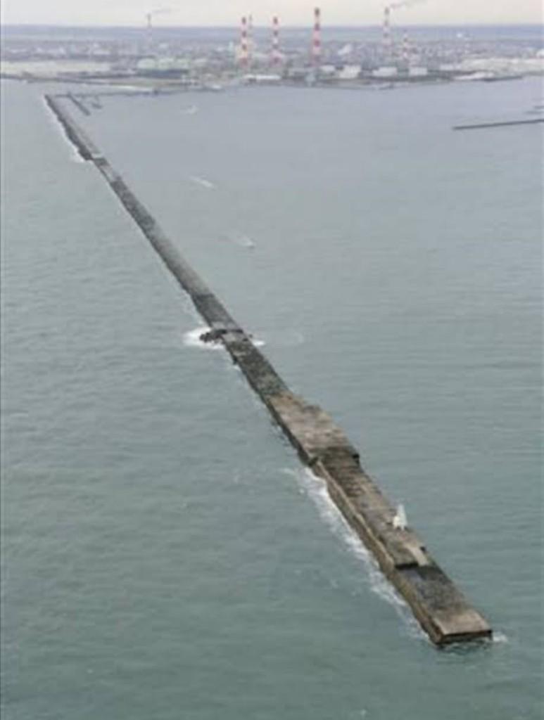 【画像】日本で1番海難事故が多い釣り堤防がヤバすぎる…