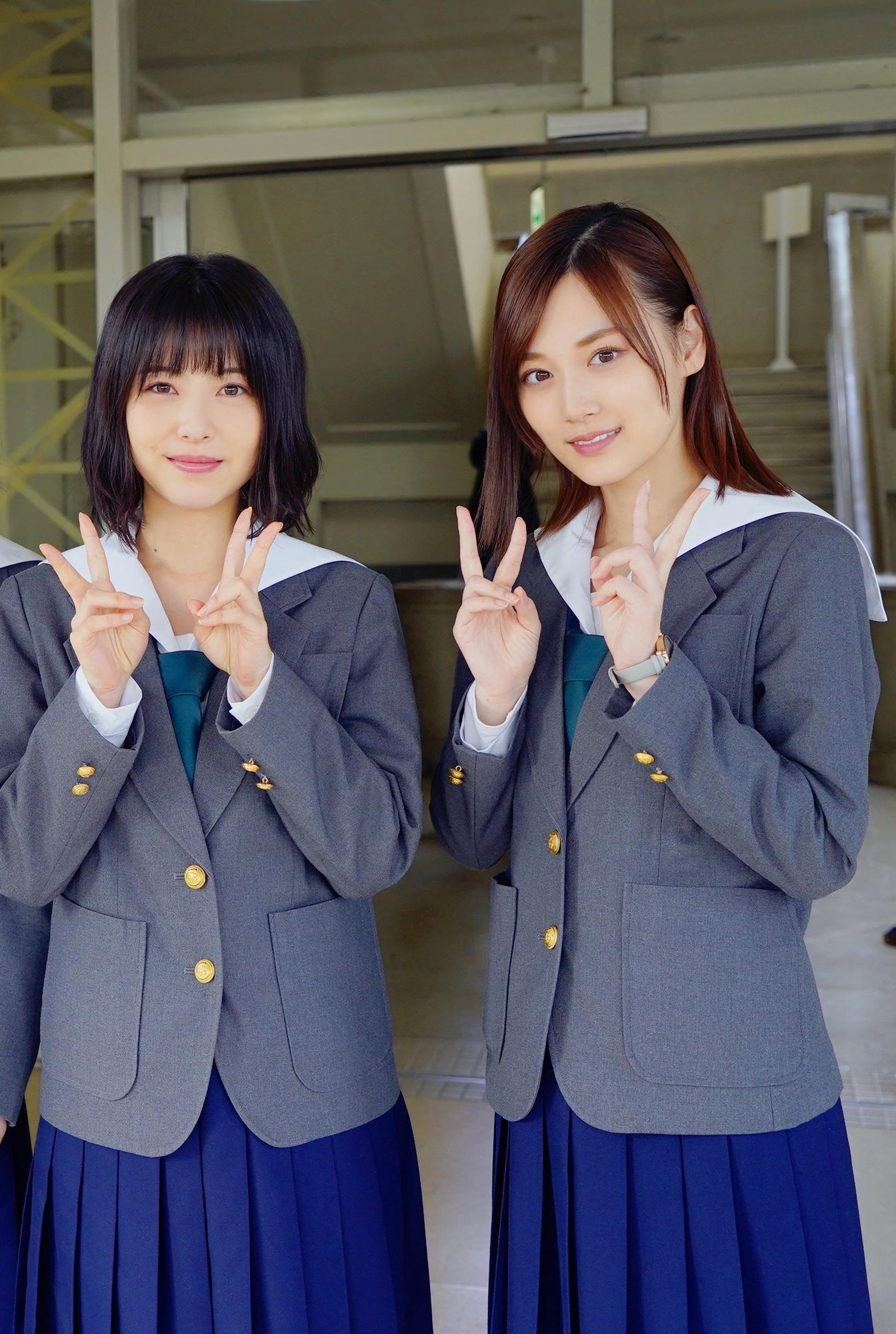 【画像】浜辺美波さん、乃木坂の不人気メンバーに公開処刑されてしまう