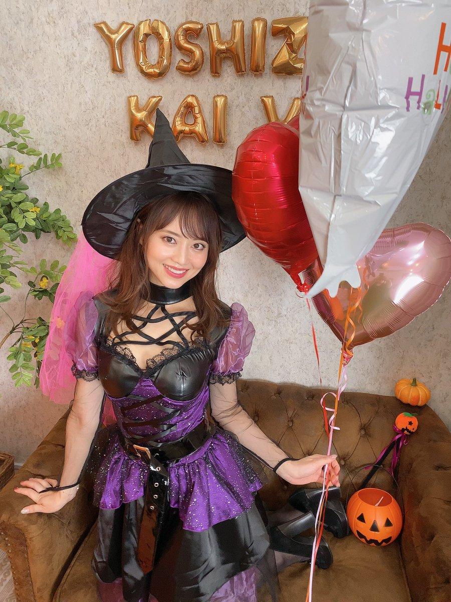 【画像】吉沢明歩さん(推定年齢40歳)、魔女になる