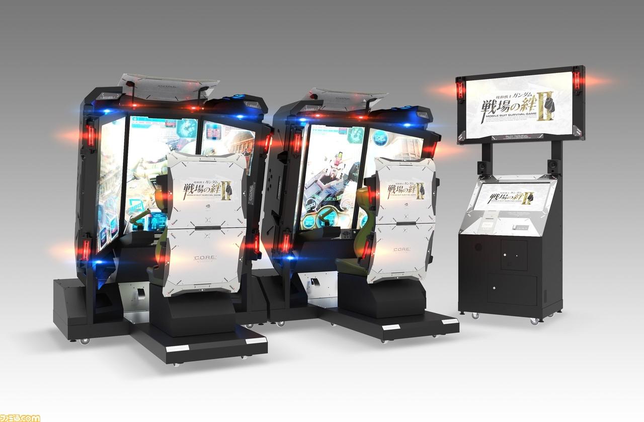 【画像】ゲームセンターの希望の星「ガンダム 戦場の絆2」 ガチでヤバイ