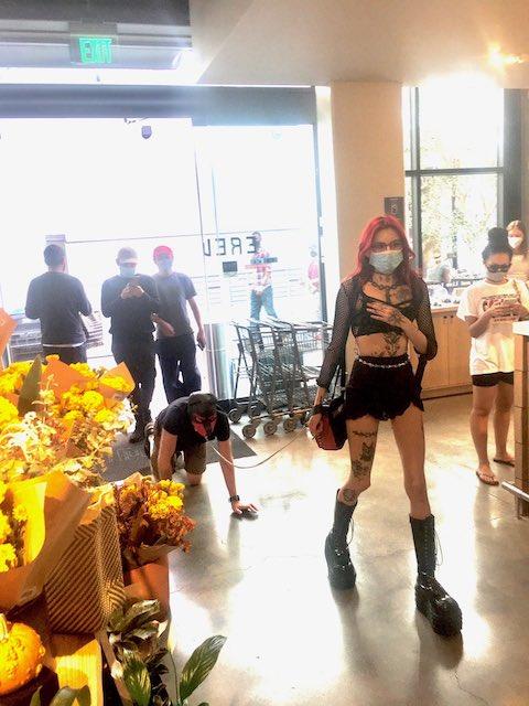 【画像】LAの高級スーパーがエロすぎるwww