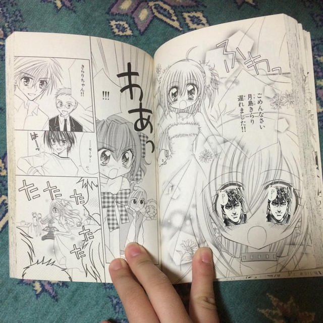 【画像】花の慶次少女漫画だった
