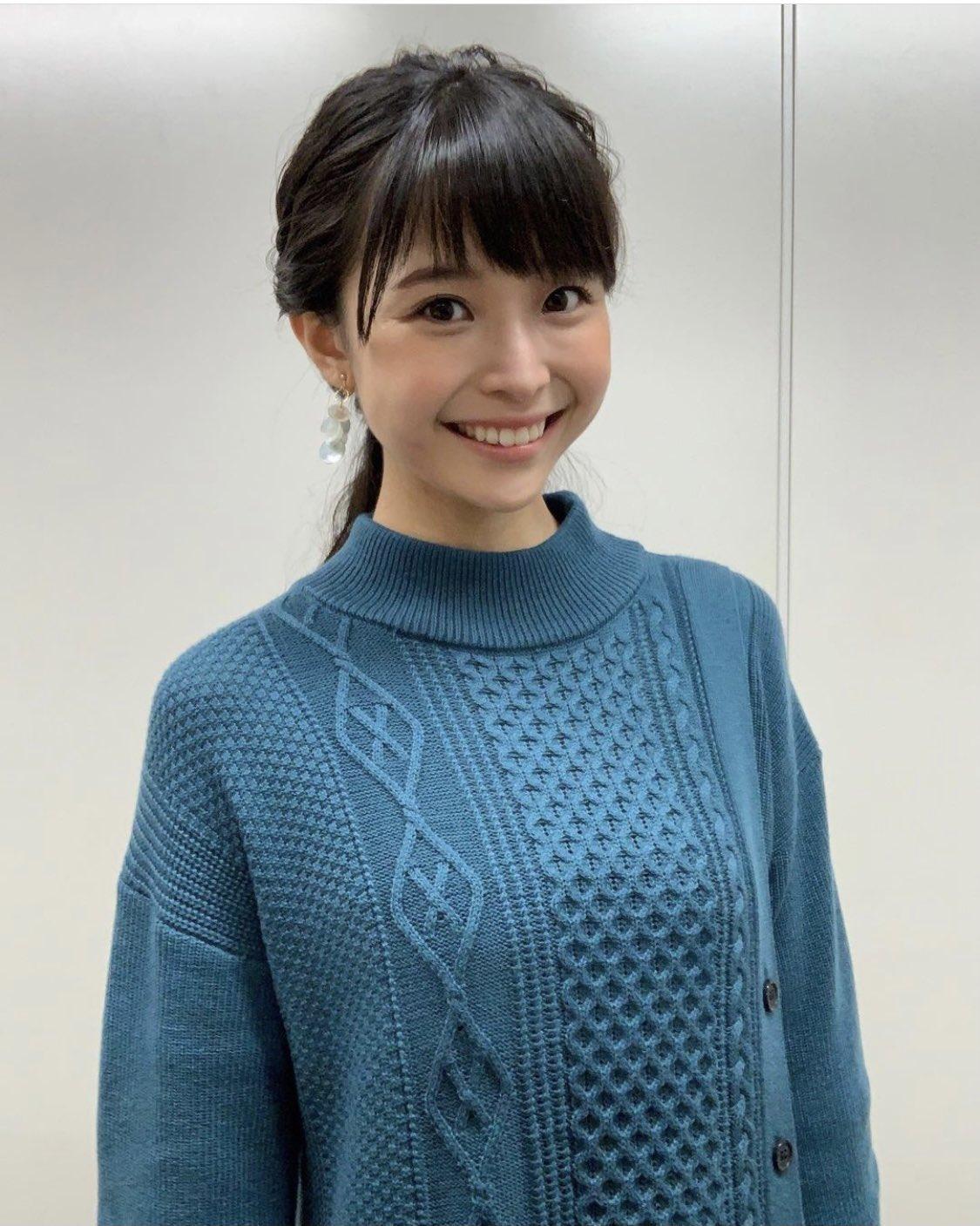 【画像】フジテレビアナウンサー・渡邊渚さんの乳ww