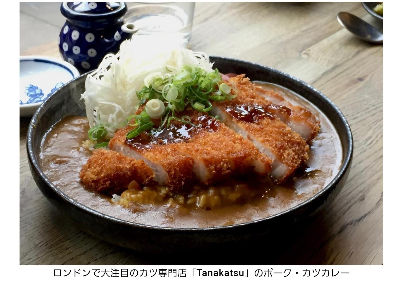 【衝撃】イギリスの国民食「カツカレー」、日本を超えてしまう