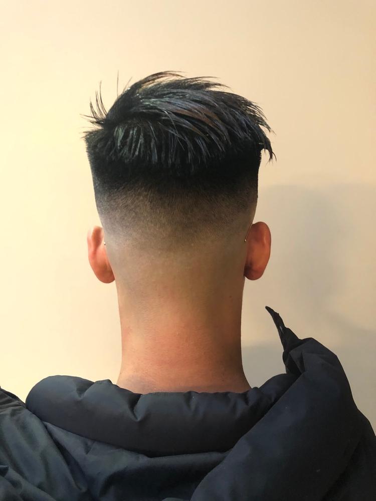 【画像】ワイ、美容室でクッソカッコいい髪型にしてもらう