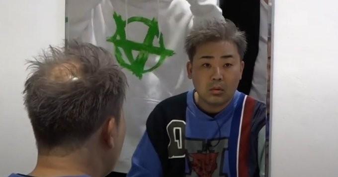 【画像】フット岩尾、カリスマ美容師によって目茶苦茶イケメンになる