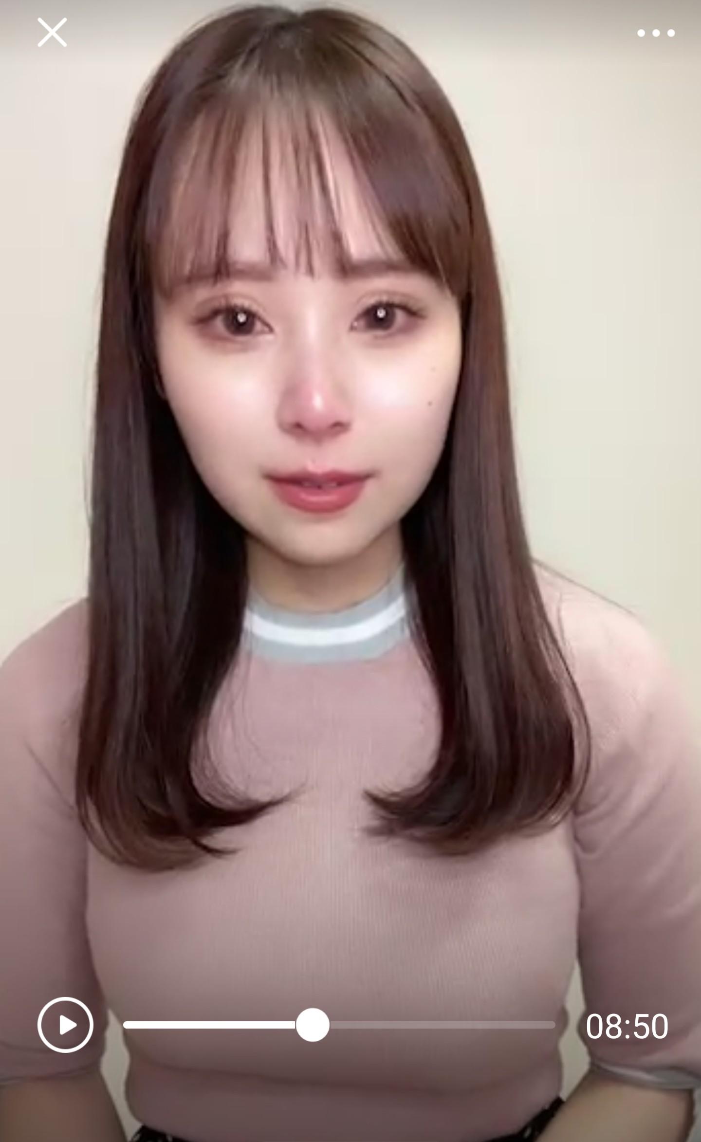 【画像】AV女優さん、生放送中に突然泣き出す