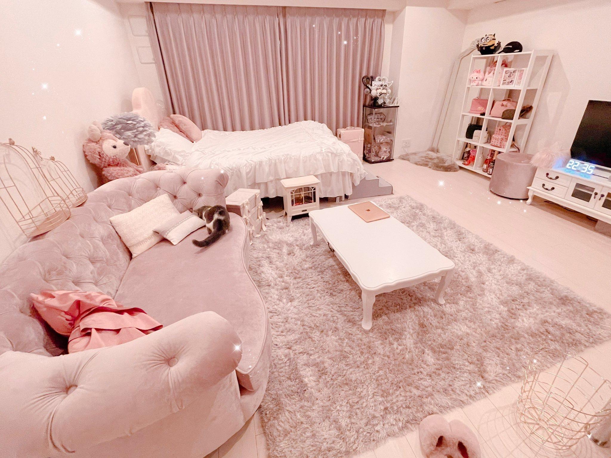 【画像】お前ら好きな子の家に上がって部屋がこんな感じだったらどうすりゅ?ww