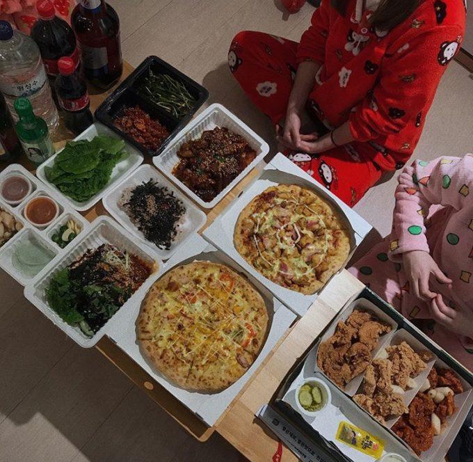 【画像】韓国人が深夜に食う夜食がコチラwww