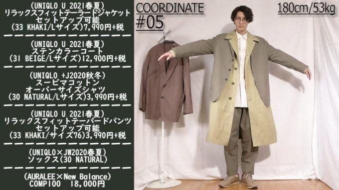 【画像】ファッションユーチューバー、コートの上からジャケットを着てしまうwwww
