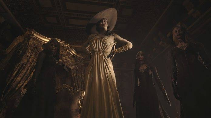 【画像】バイオハザード最新作の敵、身長3mの爆乳おばさんになってしまう