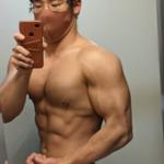 【画像】チー牛さんが身体鍛えた結果www