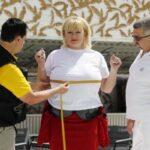 【画像】美人大国ウクライナで開かれたおっぱいコンテストでバスト130センチの爆乳ちゃんが優勝!