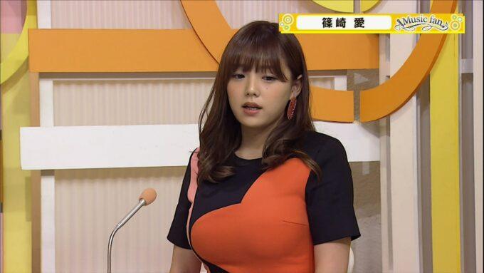 【画像】こういう巨乳のせいでTシャツがパツパツになってる女w