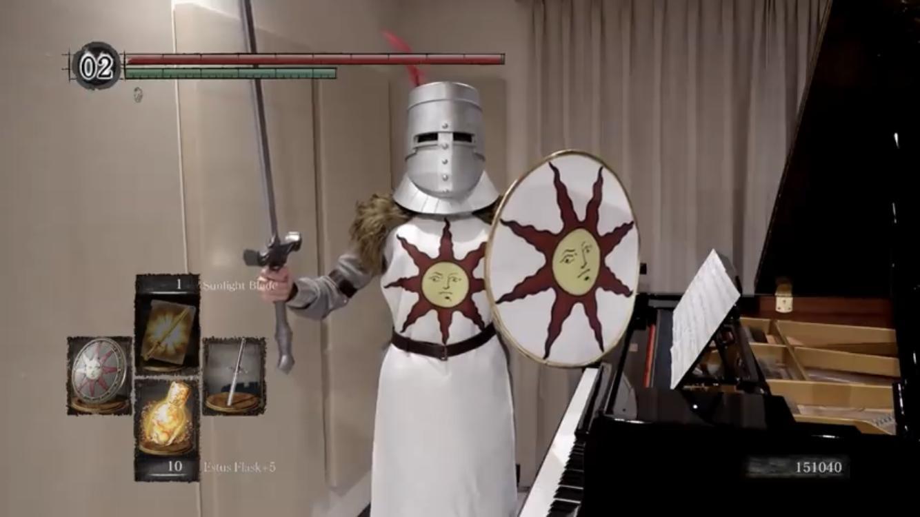 【画像】最近のおっぱいピアノさん、ネタに振り切る