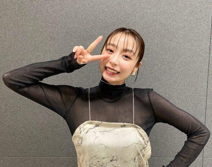 【画像】宇垣美里さん(29)「流行りのスカスカ前髪にしてみたよ~(パシャ」