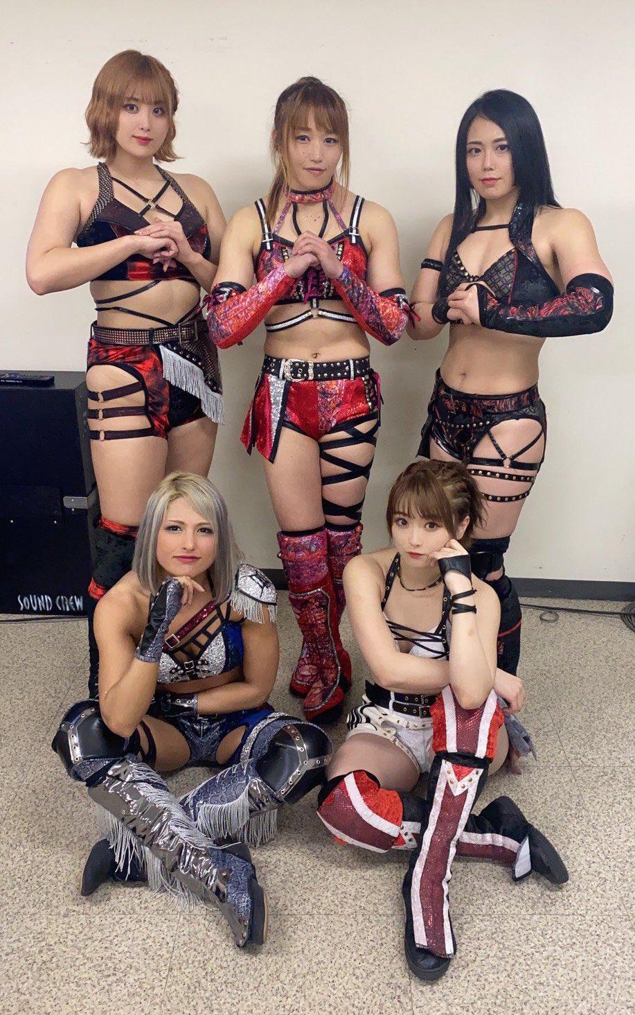 【画像】この女の子たち全員と戦って勝てたら500万円、やる?