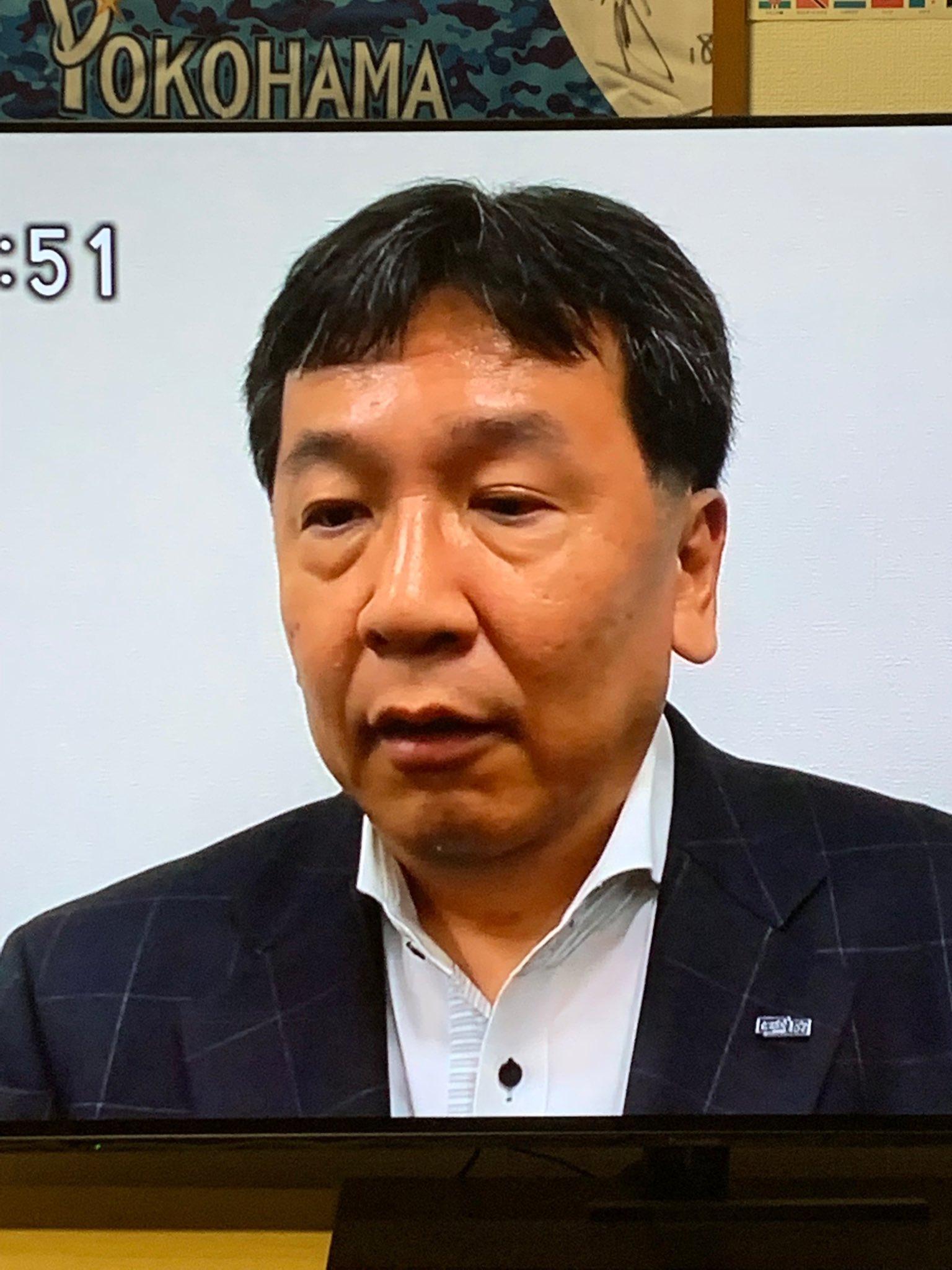 【画像】枝野幸男さん、1000円カットガチャに失敗