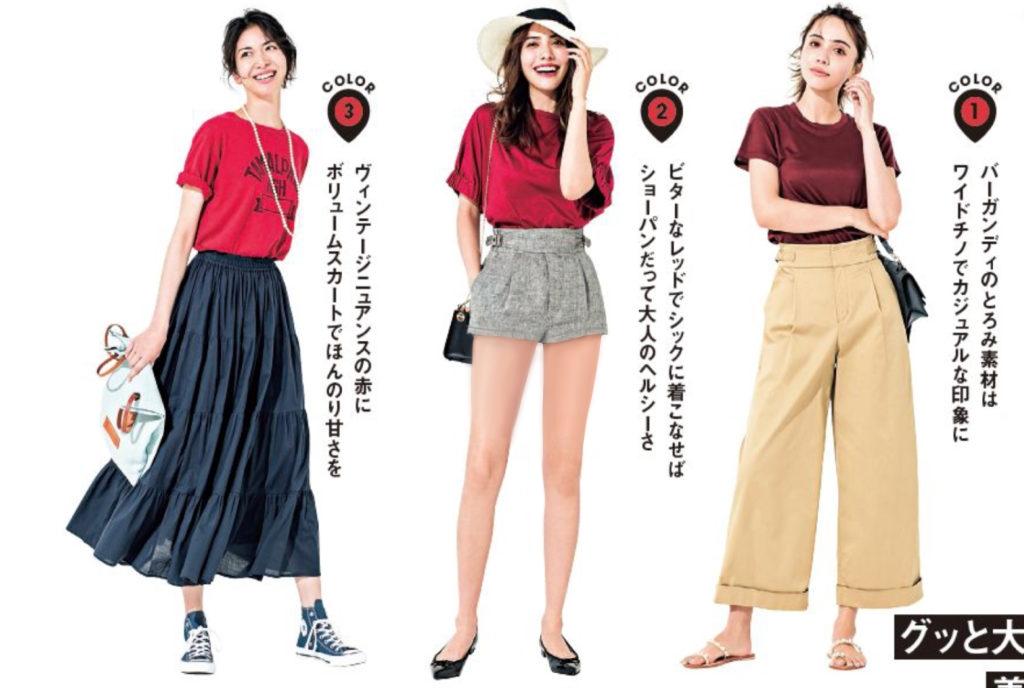 【画像】女子大生の夏ファッションがこちらwwwww