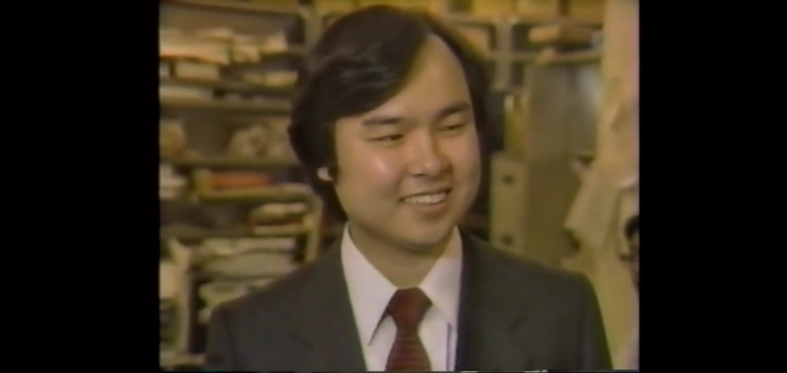 【画像】ソフトバンク孫正義の25歳の頃の姿がこちら