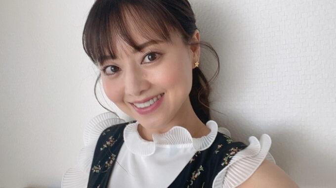 【画像】吉沢明歩(27)、そろそろ限界か
