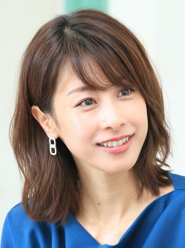 【悲報】カトパンこと加藤綾子(36)結婚