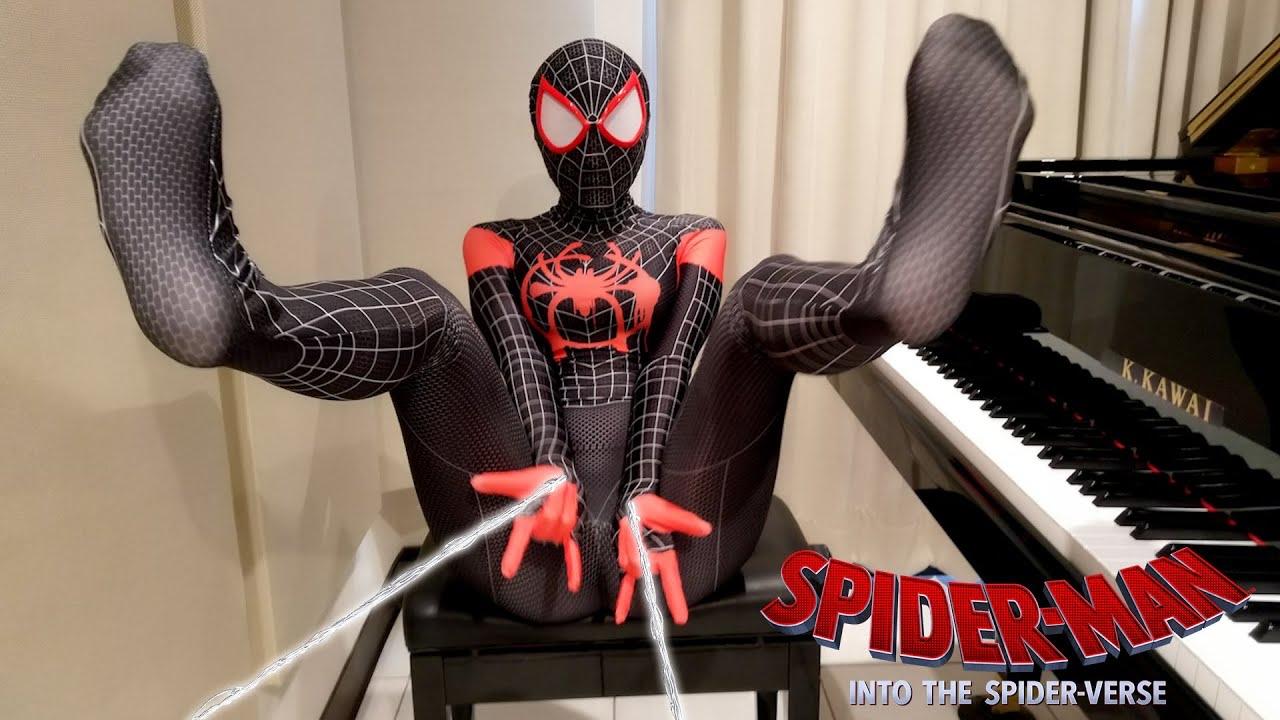 【速報】Hすぎるスパイダーマンが発見されるwww
