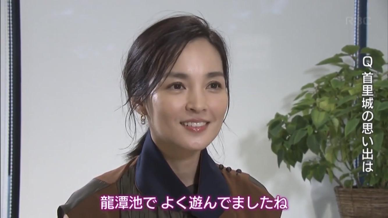【画像】国仲涼子(42)「こんなオバサンでいいの?」