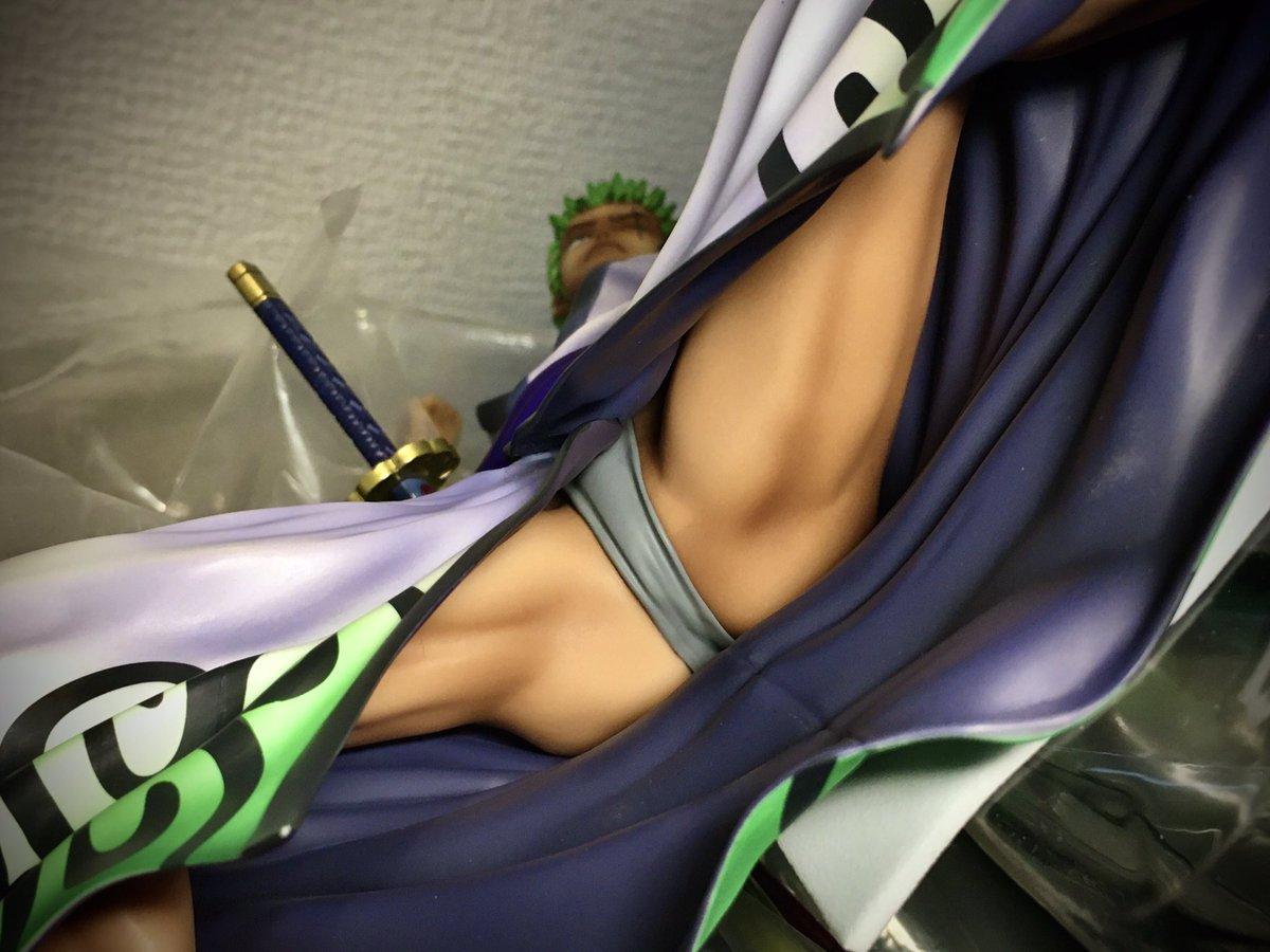 【画像】最近のフィギュア、股間の造形まで精巧に作りこまれてしまうwwww