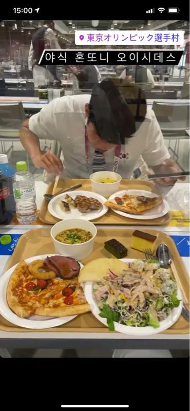 【朗報】オリンピック選手村の飯が海外選手たちに大好評www