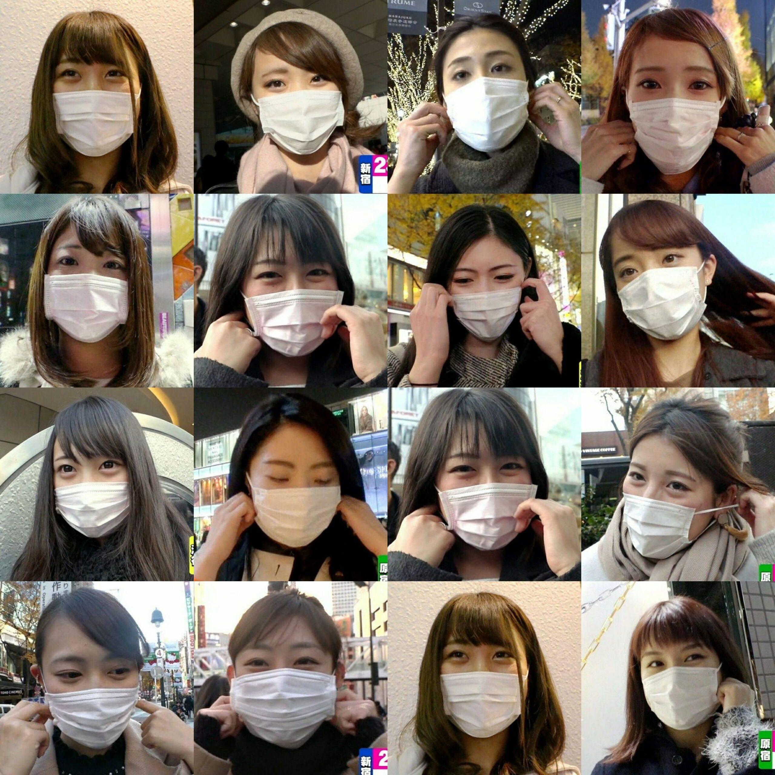 【画像】どのマスク美人を選ぶかでセンスが試される画像