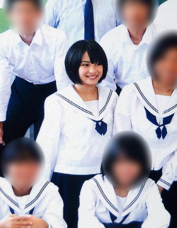 【画像】広瀬すずの中学生時代、ごく平均レベルの女子だった