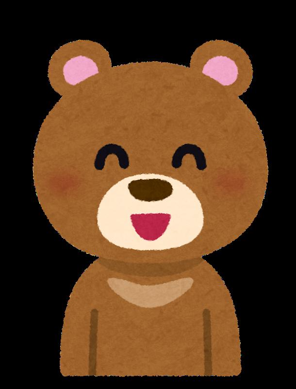 【gif動画】クマさん、シャッガンに耐えてしまう