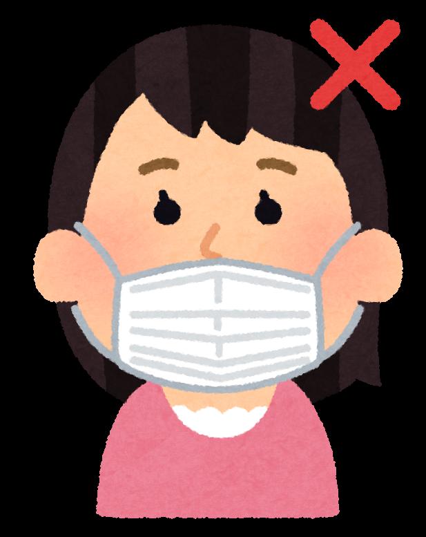 【悲報】日本人さん、コロナ収束したのにマスクを誰も外さないwwwww
