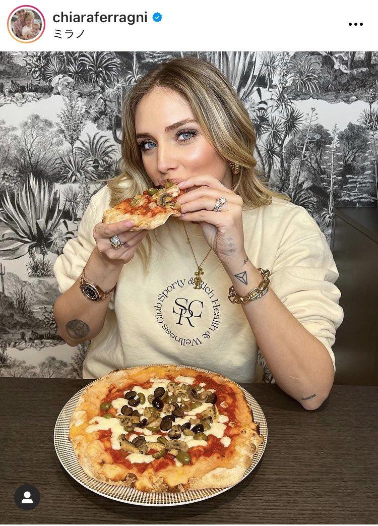 【画像】イタリア人美女、何もないところからピザを錬成してしまうwww