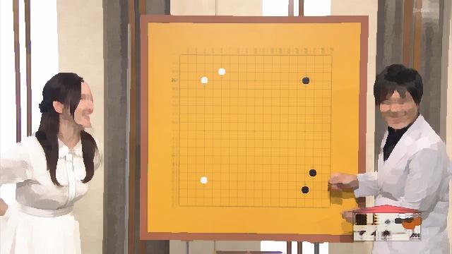 【画像】最近のNHKの囲碁番組のアシスタントさん、巨乳しか採用されなくなってしまうwww