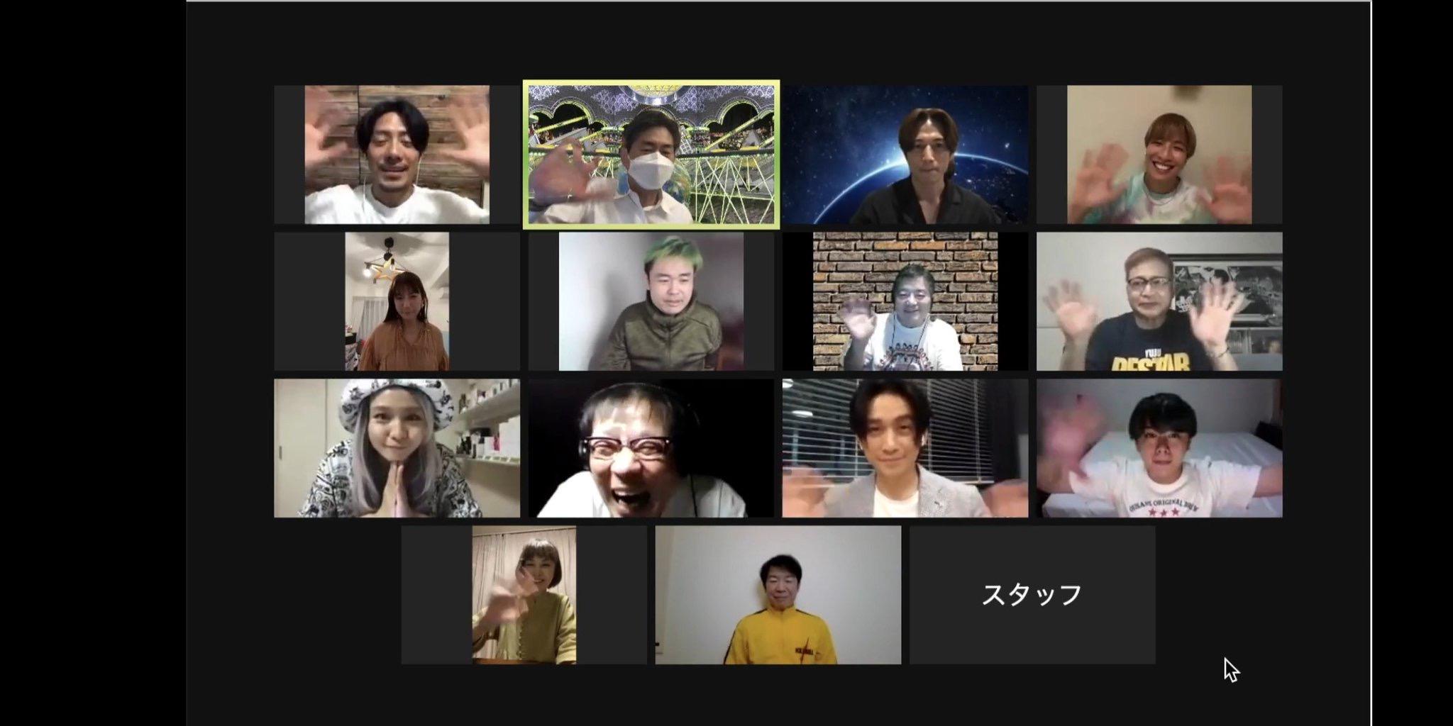 【画像】ヘキサゴン終了から10年の昨日、ヘキサゴン同窓会が開催され豪華メンバーが集結