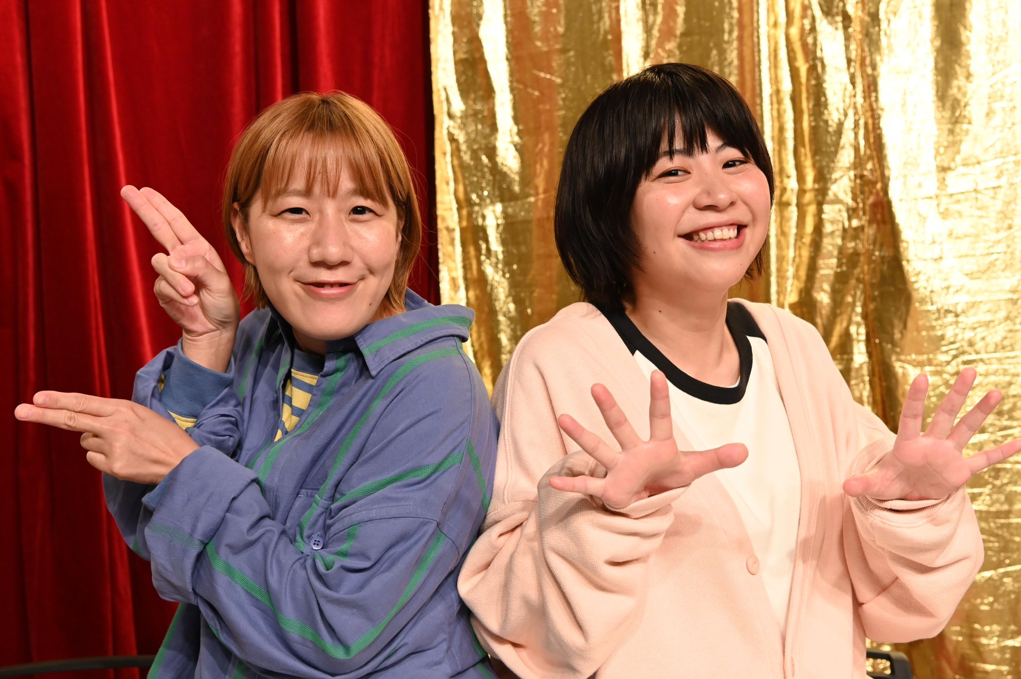 【悲報】女芸人のAマッソ加納ちゃん、ロックバンドボーカルと結婚