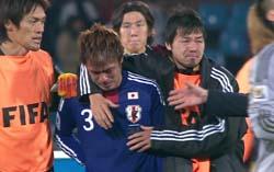 【日本vsパラグアイ】PK4-5で惜敗