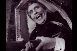 【画像】 吸血鬼の墓から吸血鬼の骸骨が見つかる…胸に鉄の杭
