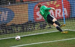 ワールドカップの歴史に残る大誤審が生まれる