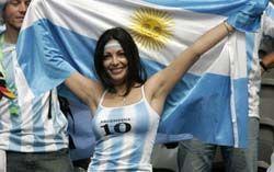 ワールドカップのセクシー画像