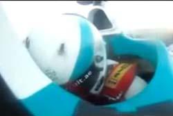 【動画】もし普通の人がF1に乗ったら・・・
